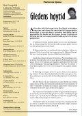 Nr. 1 2009 - Fredrikstad Frikirke - Page 2