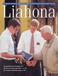 Juni 2004 Liahona