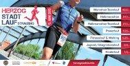 Aktuellen Flyer zum Herzogstadtlauf 2013 downloaden (PDF, 3MB)