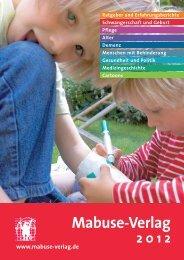 Zukunft Alter: Eine literarische Vision - Mabuse Verlag