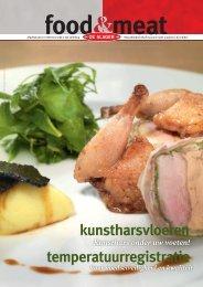 november 2011 - Food en meat