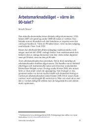 Förord (Obligatorisk) (pdf) - Statistiska centralbyrån