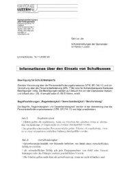 Zusammenfassung der Vorschriften (PDF) - VVL