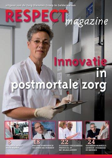 Mortuarium Schiphol erkend luchtvrachtagent - Zorg Diensten Groep
