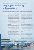 Mortuarium Schiphol erkend luchtvrachtagent - Zorg Diensten Groep - Page 6