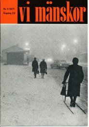 1971/4 - Vi Mänskor