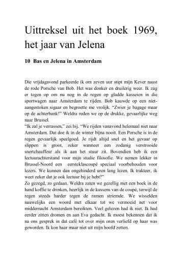 1969, het jaar vanJelena - hoofdstuk 10 - Vertelpunt UITGEVERS