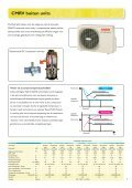 De Flexi-Multi binnen unit capaciteiten - POOLSTER BV - Page 5