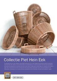 Collectie Piet Hein Eek - Wereldwinkel Graafstroom