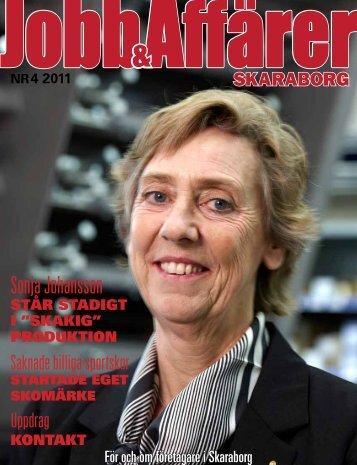 Nr 4, 2011 - Jobb & Affärer