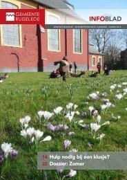 Zomer 2012 - Gemeente Ruiselede