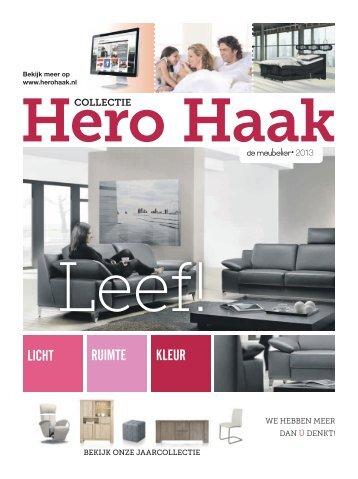 Collectie folder - Hero Haak