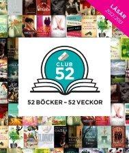 Bläddra i Club52-katalogen - Akademibokhandeln