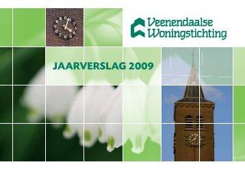 JAARVERSLAG 2009 - Veenendaalse Woningstichting