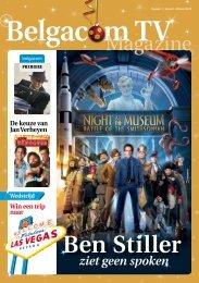 Magazine - Belgacom