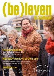 (be)leven mei 2013 - Salland Wonen