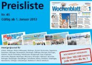 ansehen - Sindelfinger Zeitung / Böblinger Zeitung