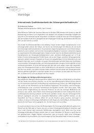 Internationale Qualitätsstandards beim ... - Abtreibung