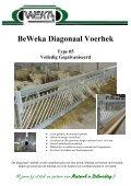 BeWeka Klauwbehandelwagen - Schapenadvies - Page 2