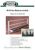 BeWeka Klauwbehandelwagen - Schapenadvies - Page 5