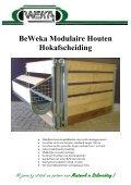 BeWeka Klauwbehandelwagen - Schapenadvies - Page 6