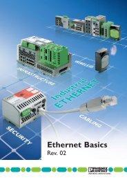 Ethernet Basics Rev. 02 - Phoenix Contact
