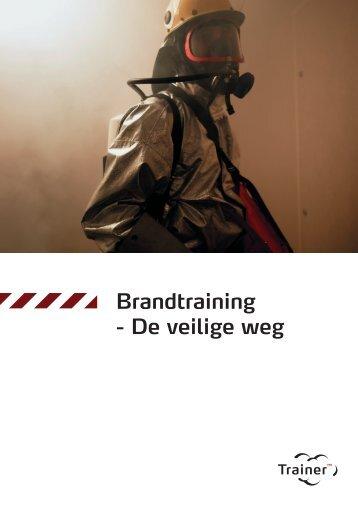 Brandtraining - De veilige weg - Trainer-smoke