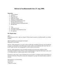 Referat af medlemsmøde den 15. maj 2008. - Boligforeningen AAB ...