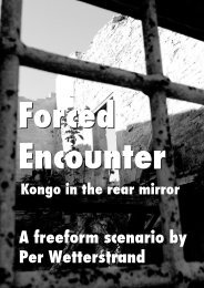 Forced Encounter - Jeep