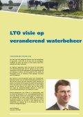 Landbouw geeft om water - LTO Nederland - Page 2