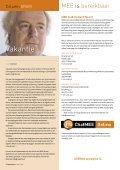 Rubriek 'Op de voorgrond' Rob Kamphues PGB ... - Zoeken met MEE - Page 2