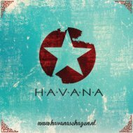 Bekijk onze menukaart - Havana