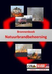Bronnenboek LVN Natuurbrandbeheersing - BrandweerKennisNet