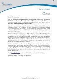 Pressemitteilung - Müller Elektronik