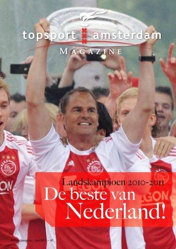 De beste van - Topsport Amsterdam