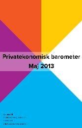 Ladda ned privatekonomisk barometer för maj 2013 - Compricer.se