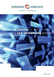 Net voor de Toekomst - Netbeheer Nederland