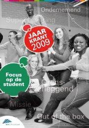 Focus op de student - ROC Flevoland