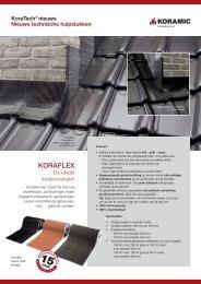 KORAFLEX - Renovatie 2020