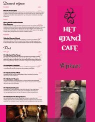 wijnkaart (pdf) - Grand Cafe