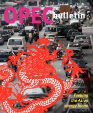 May-June 2007 edition of the OPEC Bulletin