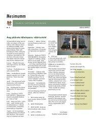 Ajaleht 2 - Kambja Lasteaed Mesimumm