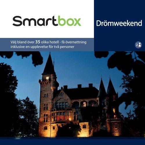 Härliga Hotell Smartbox