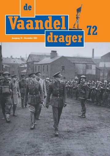 Jaargang 20 - December 2004 - Museum Brigade en Garde Prinses ...