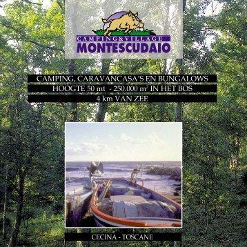 Download PDF brochure - Camping Village Montescudaio