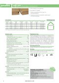 Pavatex produktbroschyr - Miljöbyggsystem - Page 4