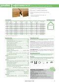 Pavatex produktbroschyr - Miljöbyggsystem - Page 5