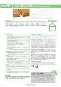 Pavatex produktbroschyr - Miljöbyggsystem - Page 6