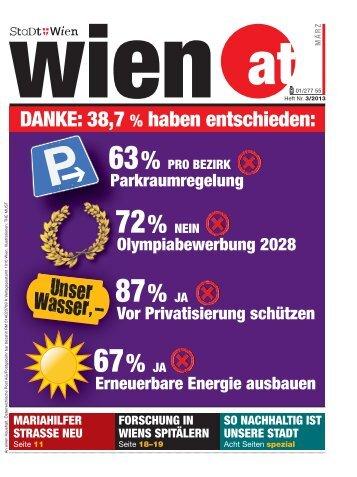 Heft 03/2013, pdf - Club wien.at