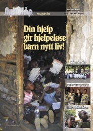 Last ned - Nytt Håp for barn i nød